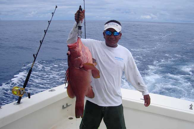 Costa rica sport fishing charter sportfishing costa rica for Costa rica fishing charters