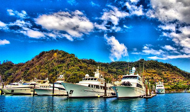 Los Suenos Marina and Resort