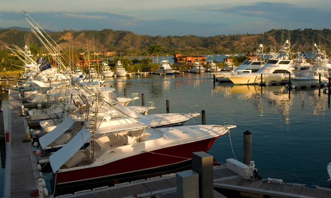 Los Suenos Marina and Resort1