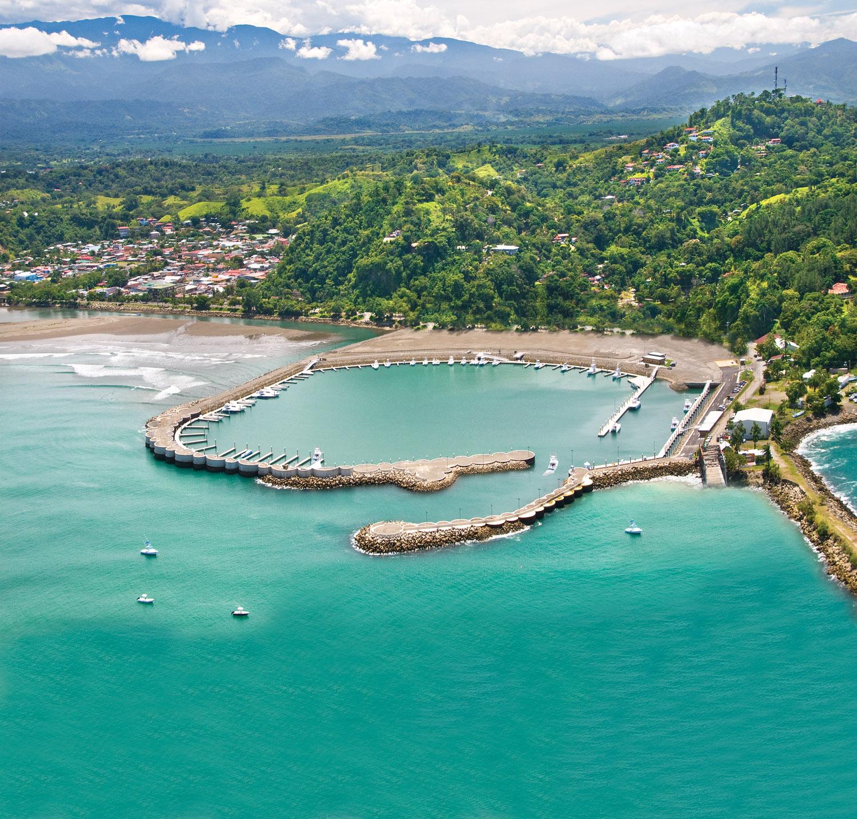 Marina Pez Vela – A Luxurious Getaway