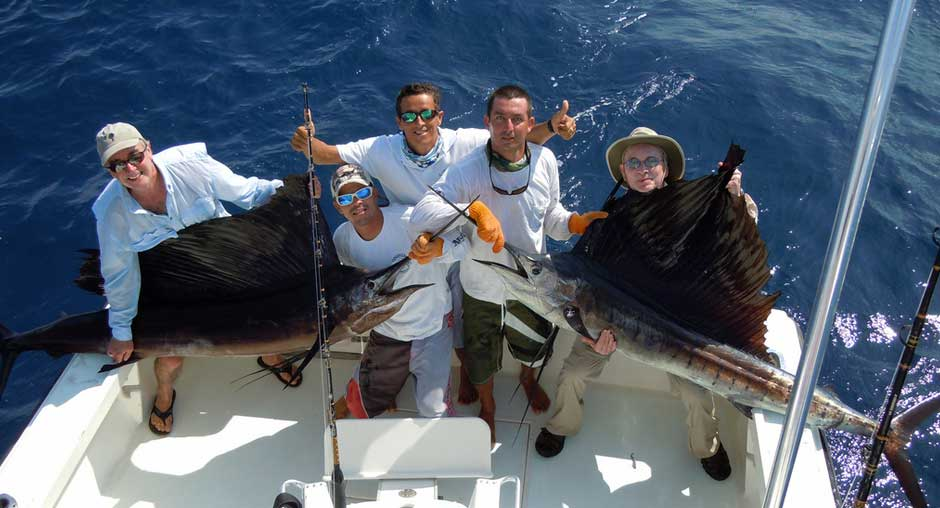Quepos Tropical Waters Sportfishing