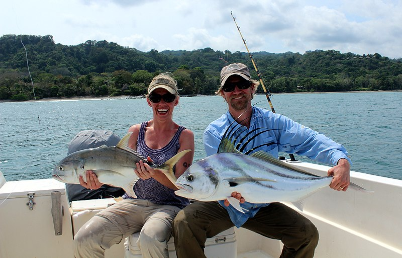 Kinembe sportfishing sportfishing costa rica fishing for Costa rica fishing charters