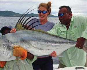 Sportfishing in Peninsula Papagayo
