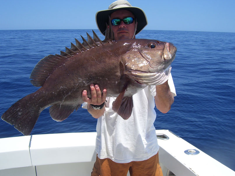 Capullo Costa Rica Fishing Charters