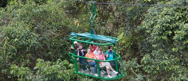 Canopy Tours in Costa Rica